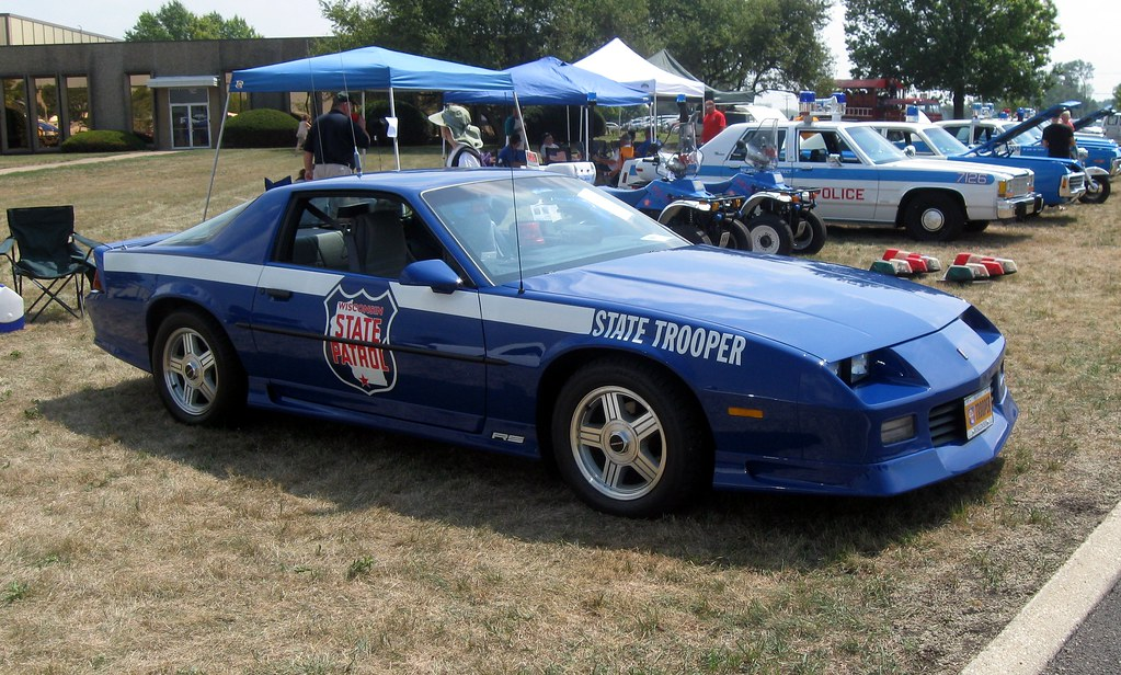 Wi Wisconsin State Patrol 2012 Chicagoland Emergency