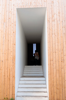 54th Venice Biennale 2011: Greece Pavilion Entrance | by Mindful Youth