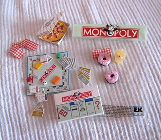 Diddy Monopoly <3 & Slumber Party treats | by ☺Heather ♥✿missypixie✿♥ ヅ