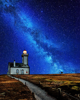 the lighthouse of heaven | by  David.Keochkerian 