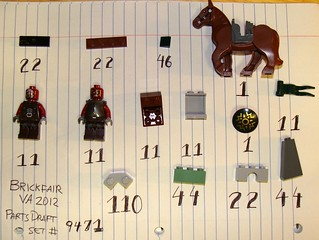 Brick Fair VA 2012 AFOL Parts Draft | by notenoughbricks