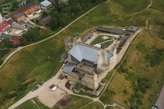Rakvere Castle from Above | by tarmo888