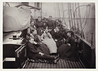 "s. 86 Stavanger - The Enocksens [""Cruise of the ""Nereid"" 1869""] 