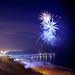Bournemouth summer firework