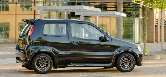 suzuki ignis sport for sale flickr photo sharing. Black Bedroom Furniture Sets. Home Design Ideas