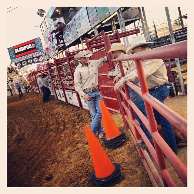 Rodeo Cowboys North Texas State Fair Denton Img 0060