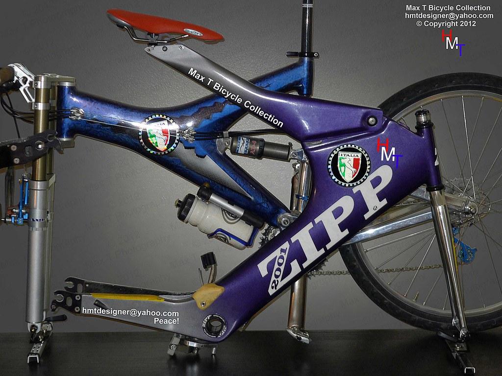 Zipp 2001 Trek Y 33 Special Bike 7 5 Bmc Cannondale Cerv 233 L