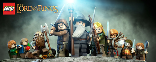 LEGO Lord of the Rings New Art | by fbtb