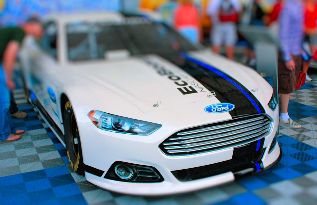 2013 Ford Fusion The 2013 Ford Fusion Nascar Race Car It Flickr