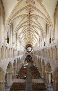 Wells Cathedral Nave | by Hugh Taylor88