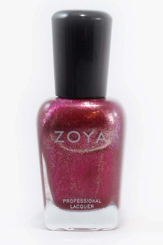 Zoya Urban Grunge Collection swatch
