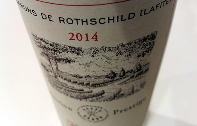 Rotschild/Lafite 2014