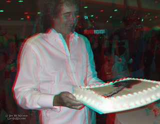 Brian May's Birthday in 3D | by Life is 3D