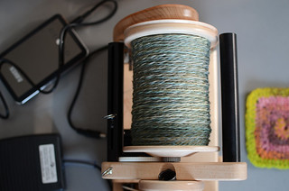 TdF Day 13- Plying! | by helloyarn
