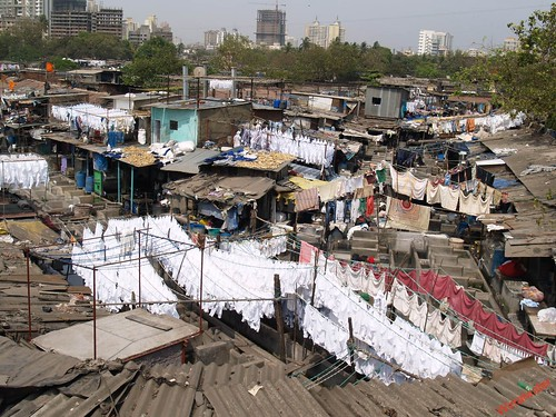 Wide View Of Dhobi Ghat | by wirralwater