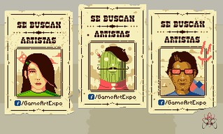 SE BUSCAN! | by iloveui