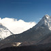 Ama Dablam and the Great Himalayas Range