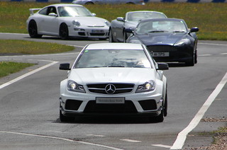 Mercedes benz c63 amg Black series | by motoringreview