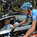 Johan Vansummeren, Allan Peiper - Tour de France, 2012 - stage 18