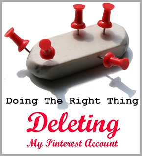 Deleting Pinterest Account | by Chantal Pare