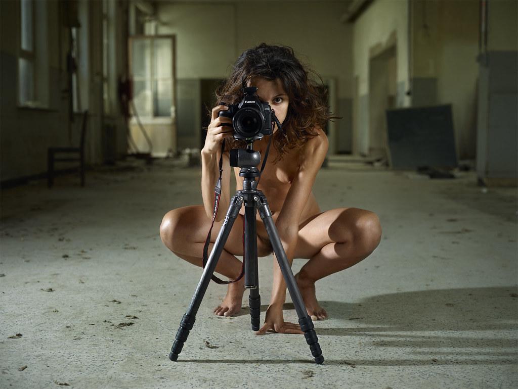 с фотографом эротика