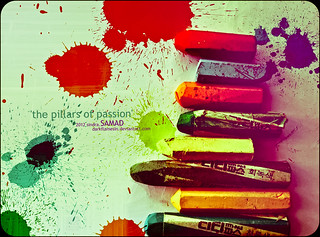 the pillars of passion | by sin samad