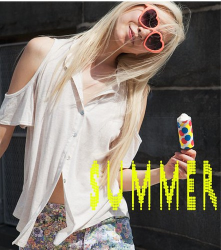 Summertime Pinspiration | by Célèste of Fashion is Evolution