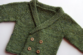 Henry's Sweater ~ in tweed | by Clestia