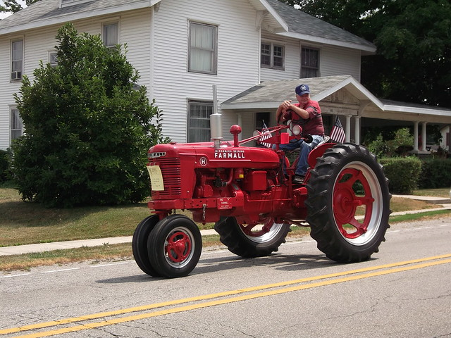 1942 Case Tractor : Farmall type h tractor flickr photo sharing