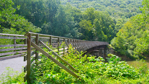 Bike Path, Greenbrier River | by Patja