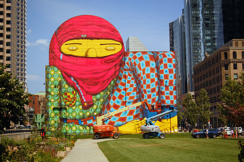 Os Gemeos-The Giant 6 | by weeklydig