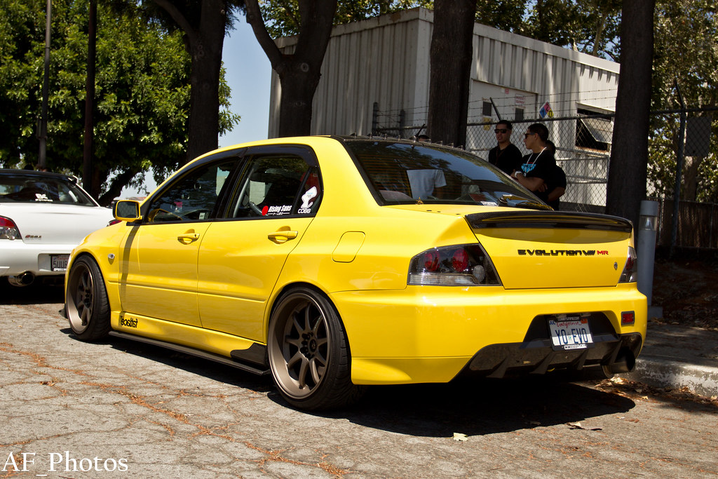 Yellow Evo Wheels N Meals 7 Aristacooks Jemsquad Wordpres Flickr