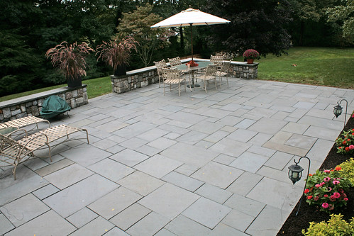 Bluestone Patio | by ThayerNursery
