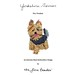 Bead It Yourself Beading Pattern: Yorkshire Terrier Beaded Dog Pin- PDF file (For Personal Use Only)