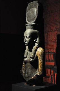 Nicholson Museum, Torso of an Egyptian goddess | by Merryjack
