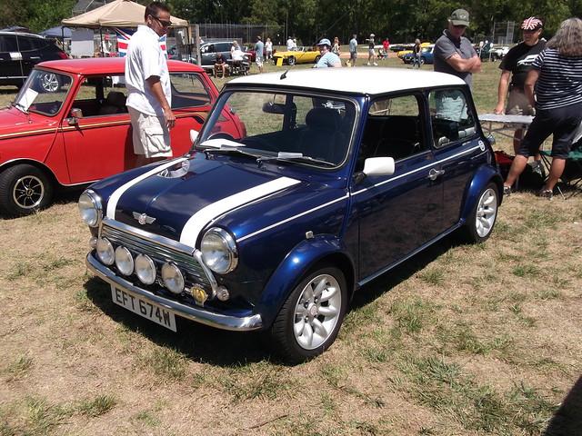 Zionsville British Car Show