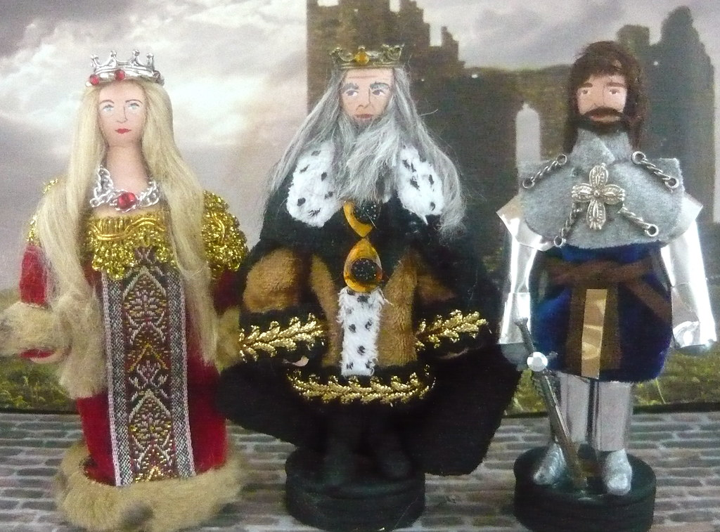 king arthur and lancelot Find great deals on ebay for sir lancelot king arthur shop with confidence.