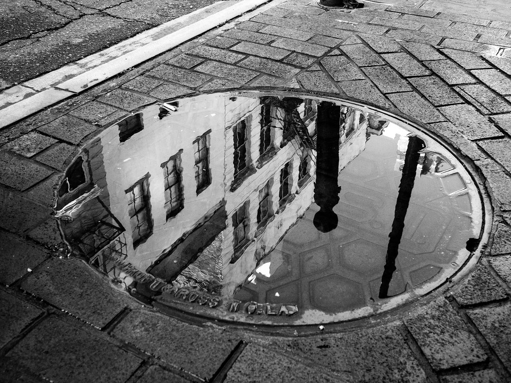 Water Reflection Photography Black And White reflections in ...