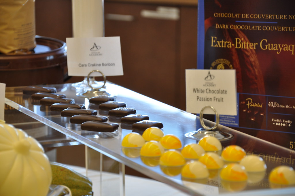 Callebaut Chocolate Academy   Discovering Chocolate June 4-6