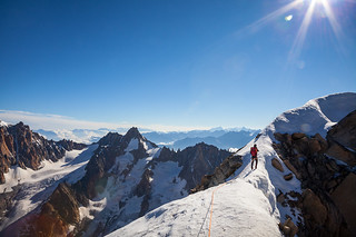 Traverse of Les Courtes | by Ulrik Hasemann