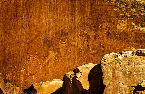 Capitol Reef Anthropomorphs