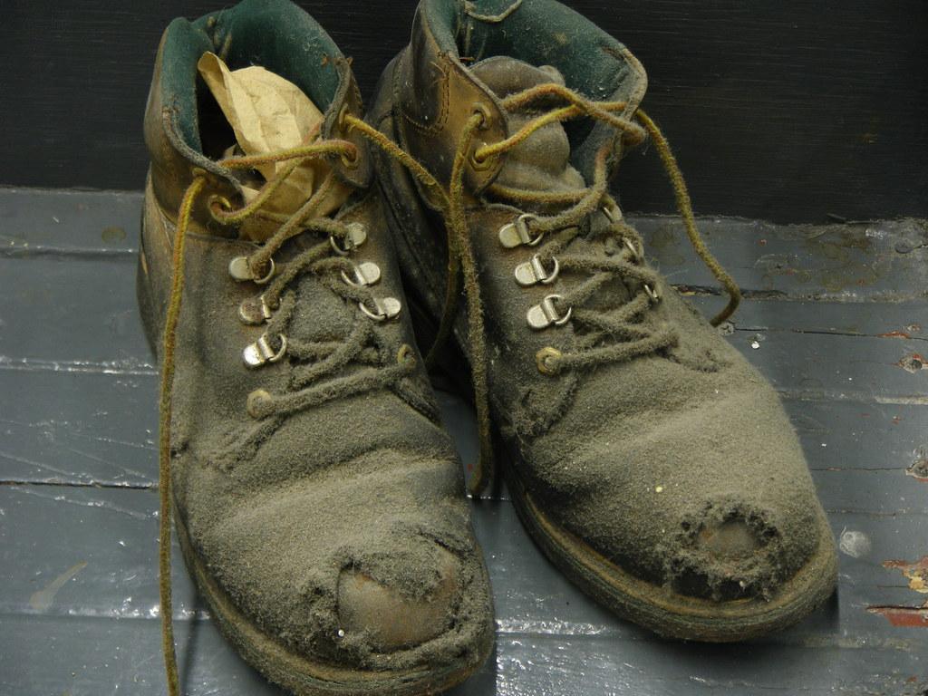 Exposed Toe Shoe