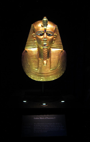 Tutankhamun: The Golden King and the Great Pharaohs | by wiredforlego