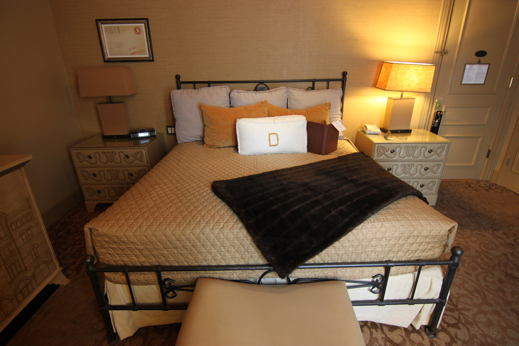 Room  Driskill Hotel