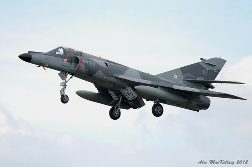 RIAT 2012 Dassault-Breguet Super Étendard | by AMKs_Photos