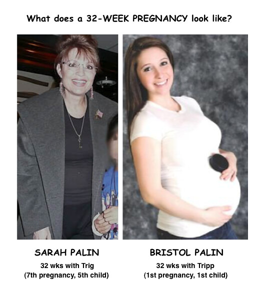 When Was Sarah Palin Pregnant 118