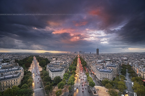 2012 .... Apocalyptic end ? ;-) ~ France / Paris ~ | by Yannick Lefevre