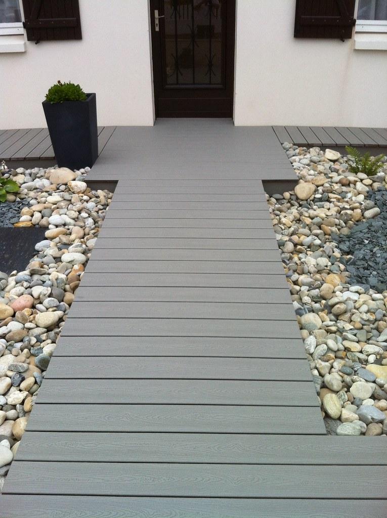 terrasse en bois composite trex carquefou bois flickr. Black Bedroom Furniture Sets. Home Design Ideas