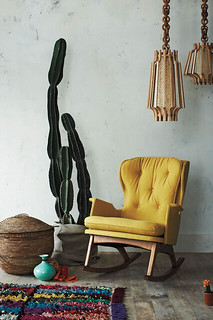 ochre yellow | by the style files