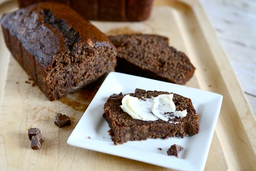Chocolate Banana Bread 002 | by Hungry Housewife